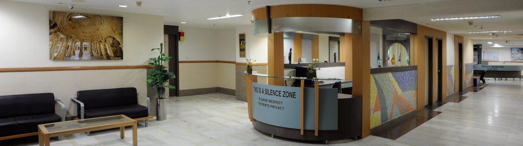 Cancer hospitals